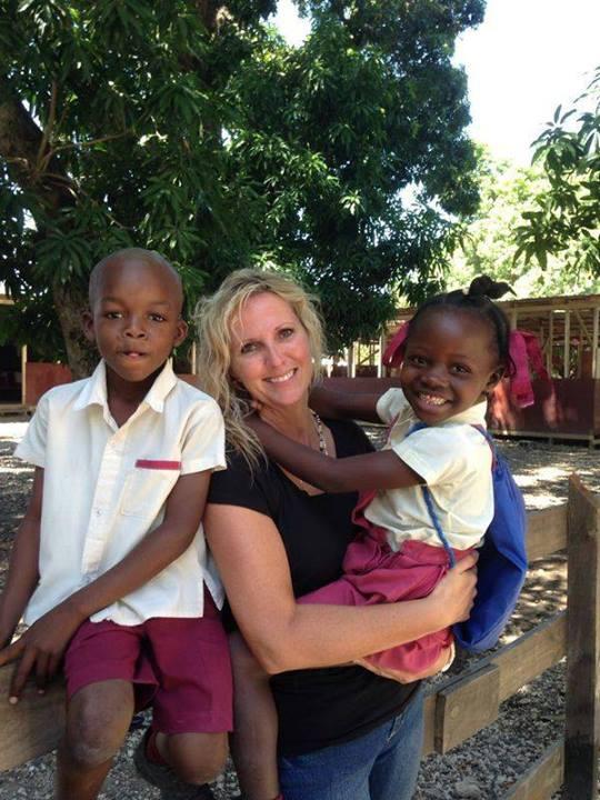 haitian children, blog